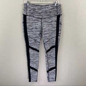 Avia black/white workout pants